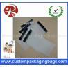 Cheap Disposable Bio Degradable Hair Meche , Black Colour Meche for Hair Hi-lites wholesale