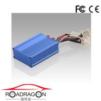 Cheap Aluminum Alloy Automotive GPS Tracker Systems Devices With Cameras wholesale
