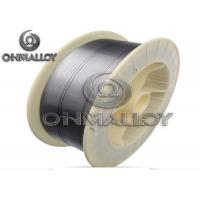 China Oxidized Surface 0Cr21Al6Nb Resistance Heating Wire , Heat Resistant Electrical Wire wholesale