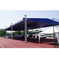 400×400 mm Mobile Aluminum Box Truss Pa Wings System For Catwalk Show