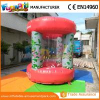 China Advertisng Inflatable Money Machine / Inflatable Crash Cube for Promotion wholesale