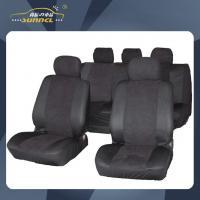 Cheap Universal Fit Black Color Car Seat Cover , Interior Auto Accessories wholesale