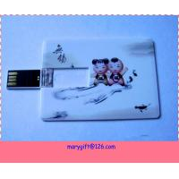 Cheap Gift&Business Credit Card USB Flash Memory wholesale
