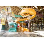 Cheap Indoor Fiber Glass Kid Water Slides , Spiral Open Water Slide wholesale