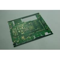 Custom Green 0.7mm 8 Layer HAL PCB Printed Board for Electronic