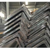 Quality Unequal Steel Angle Bar ISO 9001 Standard For Transmisson Towers for sale