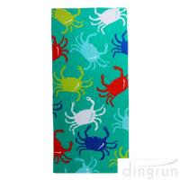 China 100% Cotton Super Absorbent Soft and Comfortable Quick Dry  Beach Towels for Beach Bath Pool wholesale