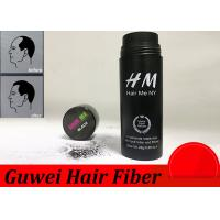 China OEM 15 Colors Hair Enhancement Fibers , Hair Thinning Concealer wholesale
