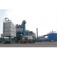160Ton Stationary Asphalt Mixing Plant With Weighing Accuracy Reaches 0.1%