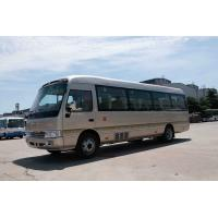 Buy cheap Front engine Coaster Bus Sightseeing Passenger Vehicle 410Nm /1500rpm Torque from wholesalers