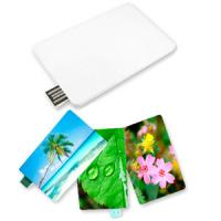 Cheap Plastic Business / Credit Card USB Flash Drive With Company Logo wholesale