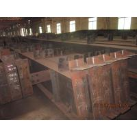Heavy Duty Structure Steel Warehouse With AWS BS EN ISO Certificate