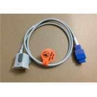 China GE TruSignal Datex Ohmeda Reusable Spo2 Sensors Compatible TS - F - D 0.9m Length wholesale