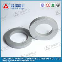 China ML80 High Hardness Wearable Cemented Carbide Roll 8% Co 92% Wc wholesale