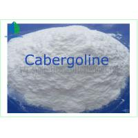 Buy cheap Cabergoline Dostinex for Treatment of Parkinson&Prime′s Disease CAS: 81409-90-7 from wholesalers