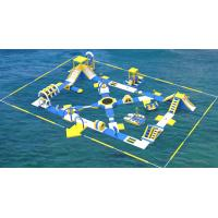 Buy cheap Lake Inflatable Water Games For Adults / Bouncia Water Inflatable Park Manufacturer from wholesalers