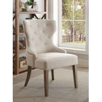 Dynasty Sitting Room Chairs 24W*28D*40H inch With Removable Seat Cushion