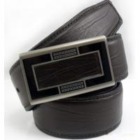 Cheap double head layer cowhide business and casual men belts wholesale