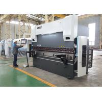 Heavy Duty 4 Axis CNC Press Brake Machine 400 Ton 5000mm With Safety Guard