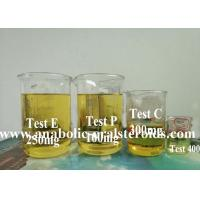 China Cutting Cycle Injectable Anabolic Steroids Testosterone Propionate Test P Concentration 100mg wholesale