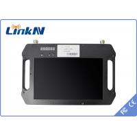 Buy cheap QPSK COFDM Receiver , Portable Video Receiver 256 - bit AES Encryption from wholesalers