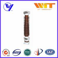 69KV Porcelain Electronic Zinc Oxide Lightning Arrester With Double Sealing Structure