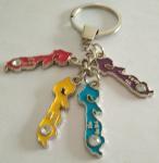 Promotion & wholesale custom souvenirs & tourism zinc alloy keychainmetal keychain, custom key chain