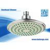 "Cheap High Efficiency 6"" Single Function  Overhead Shower Head , Rainwater Shower Heads wholesale"