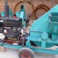 Cheap Large Output Industrial Wood Chip Making Machine wholesale