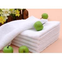 China Quick Dry Hotel Face Towel Soft Antibacterial Cotton Face Towel wholesale