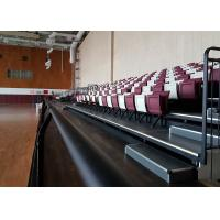 China Permanent Fixed Stadium Seating Indoor Riser Mounted For Sports Hall wholesale