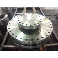 China P285NH P285QH  Hot Rolled Forged Carbon Steel Flange Finish Machine PED Certificate wholesale