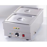 Cheap Electric Stainless Steel buffet soup warmer cooker Bain marie wholesale