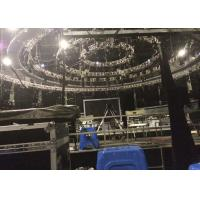 Aluminum Screw Truss Lighting Systems For TV Live Program / Speech Show