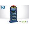 Cheap Custom Stable Cardboard Advertising Displays for Brochures / Newspaper / Book wholesale