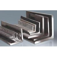 Wholesale Bright Silve Steel Angle Bar 3 - 25 mm Thickness Low Carbon Water Proof from china suppliers