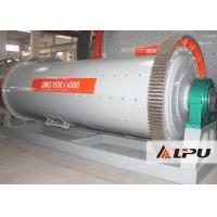Buy cheap Professional Gold Industrial Ball Mill For Wet / Dry Grinding 110kw from wholesalers