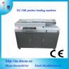 Cheap perfect glue book binding mahcine DC-50R automatic glue book binder wholesale