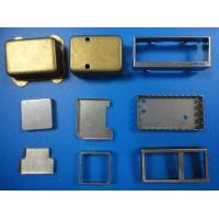 Cheap Custom Sheet Metal Stamping Parts (Electronic Shields) (Q-S-E-S) wholesale