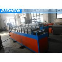 Cheap LSF / Furing Channel Steel Frame Roll Forming Machine 4.0 KW With PLC controller panel wholesale