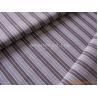 Cheap 100% Cotton Yarn Dyed Fabric  Women-specific Poplin Plain Weave Stripe Fabric wholesale