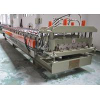 Buy cheap Color Glazed Tile Making Machine , Steel Tile Roll Forming Machine With Press Mould from wholesalers