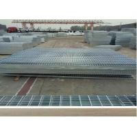Welded 30 X 3 Galvanized Steel Grating Durable Safety ISO9001 Standard