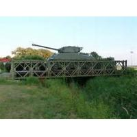 Assembling Type Temporary Mabey Compact 200 Bridge For Engineering / Industrial