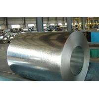 0.60mm Hot Dipped Galvanized Steel Coils / Sheet / Roll GI For Corrugated Roofing
