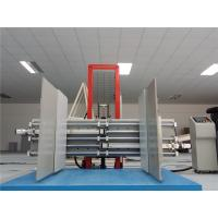 Buy cheap 400-3000Lb ISTA Packaging Clamp Force Lab Testing Machine / Lab Testing Equipment With ASTM D6055 from wholesalers