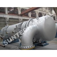 China Stainless Steel Clad 304L Fixed Tube Sheet Heat Exchanger  for MDI wholesale
