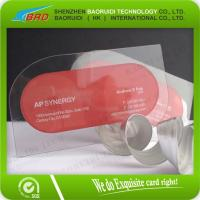 Cheap Clear Transparent  Name Business Card wholesale