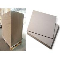 Buy cheap Gray Color Strawboard Paper in 1100gsm / 1.78mm Laminated Paperboard from wholesalers