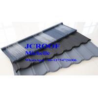 Lightweight Colorful stone coated Metal Roofing tiles 1340*420*0.4 mm